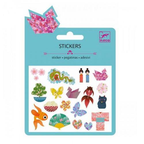 Mini Stickers - Japon