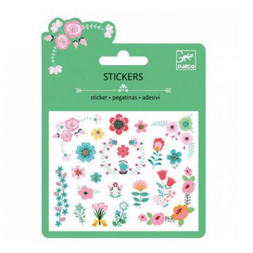 Mini Stickers - Fleurs