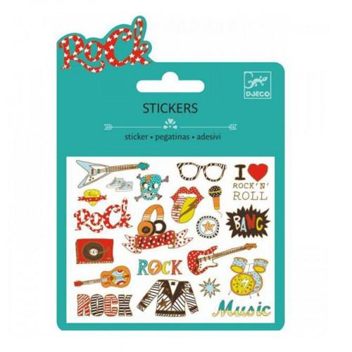 Mini Stickers - Rock