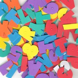 Alphabet - lettre et chiffre