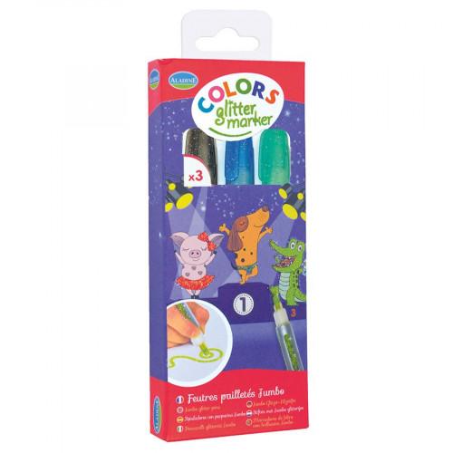 Colors - Glitter Marker - Classic