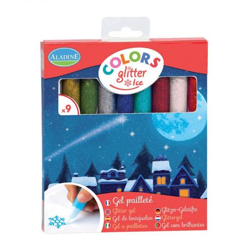 Colors Glitter Ice