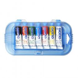 Boîte de 7 tubes de 10 ml de gouache