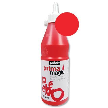 Prima magic - Vermillon 500 ml - couleur 01