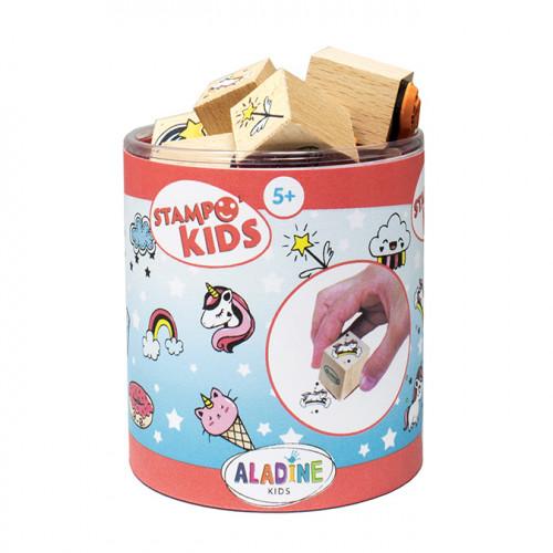 Stampo Kids Licornes - 15 tampons