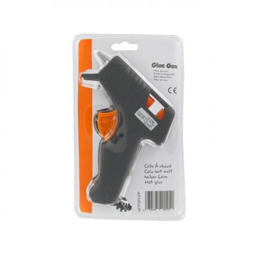 Mini Pistolet à colle avec 2 bâtons de colle