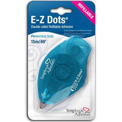 E-Z Dots® - Permanent Rechargeable