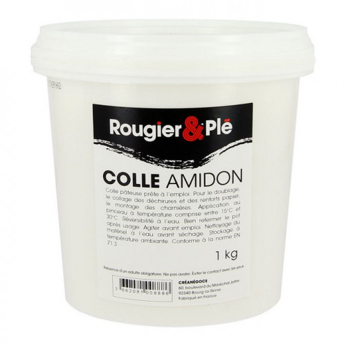 Colle d'amidon - 1 kg