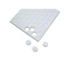 Pastilles autocollantes 3D - Ø 3 mm