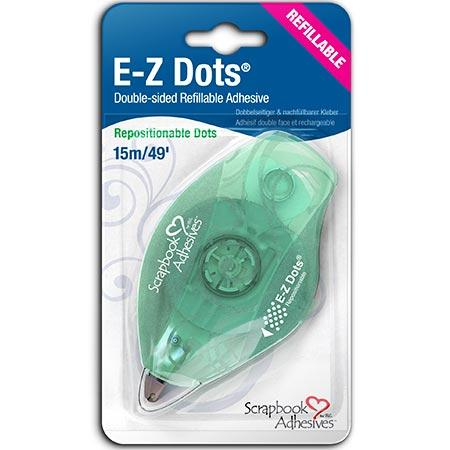E-Z Dots® - Repositionnable Rechargeable