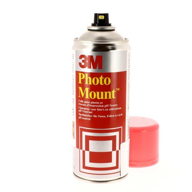 Colle aérosol PhotoMount - permanent - 400 ml
