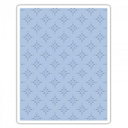 Textured Impressions Embossing Folders - Star Bright - Tim Holtz