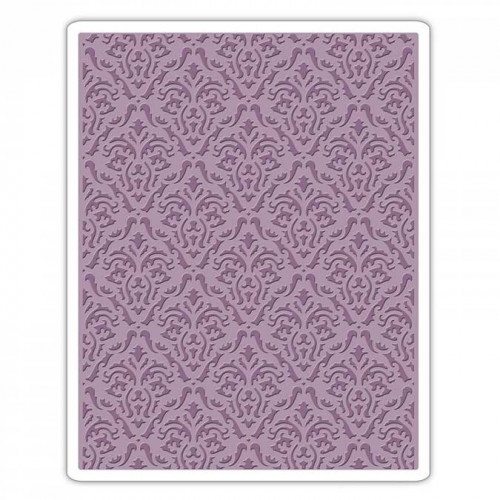 Texture Fades Embossing Folder - Damask