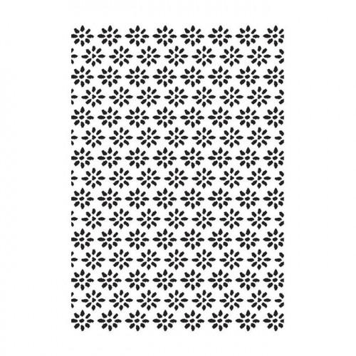 Classeur de gaufrage Pâquerettes - 10 x 15 cm