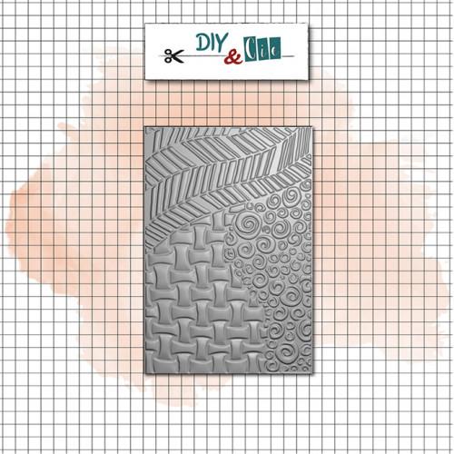 Classeur de gaufrage 3D Tangle