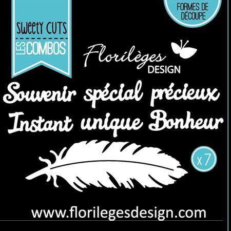 Die - Sweety Cuts - Les Combos - A la plume