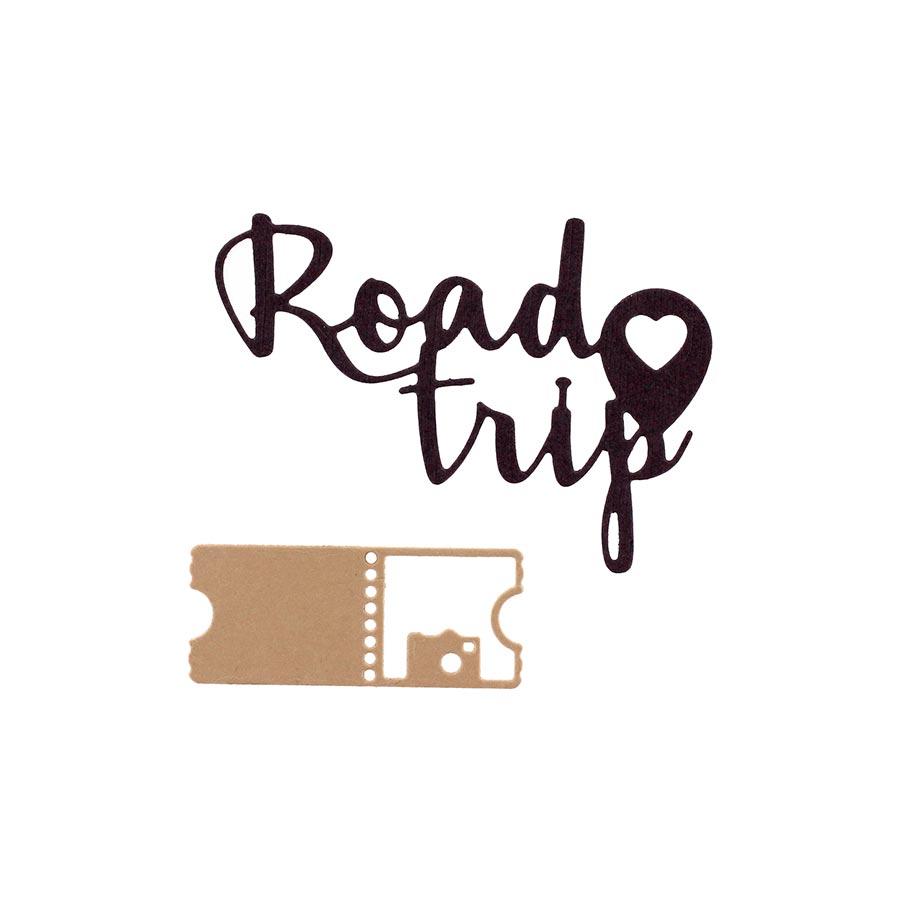 Die Set Road Trip - 2 pcs