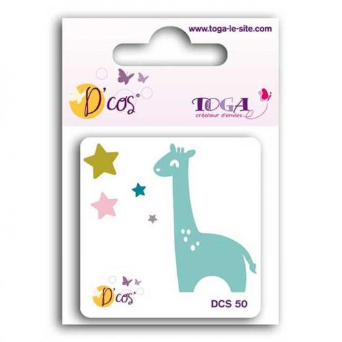 Die D'cos - Girafe