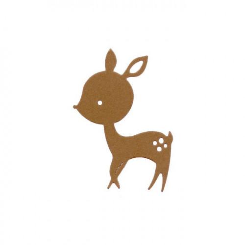 Die Mon petit faon - 4,5 x 5,7 cm