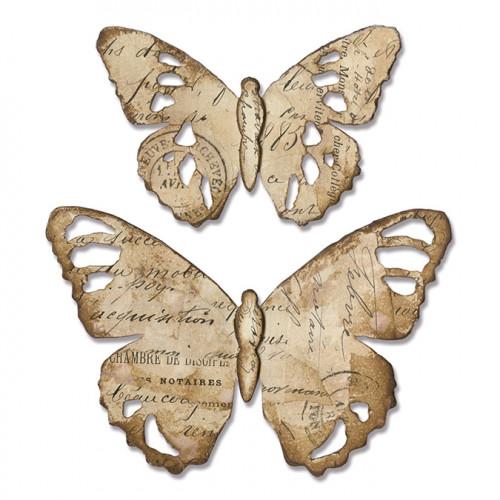 Bigz Die Papillons