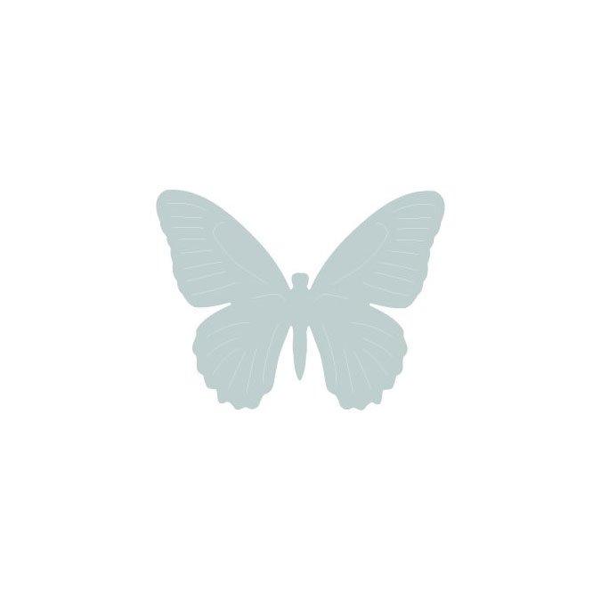 Bigz Die Papillon magnifique
