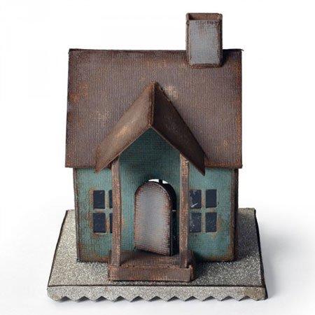 Bigz XL Die - Village Dwelling - Tim Holtz