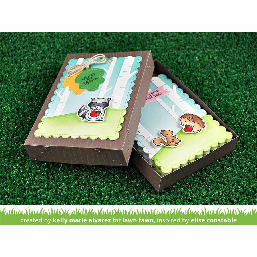 Die Set - Boîte cadeaux - 13,3 x 9,2 x 2,2 cm