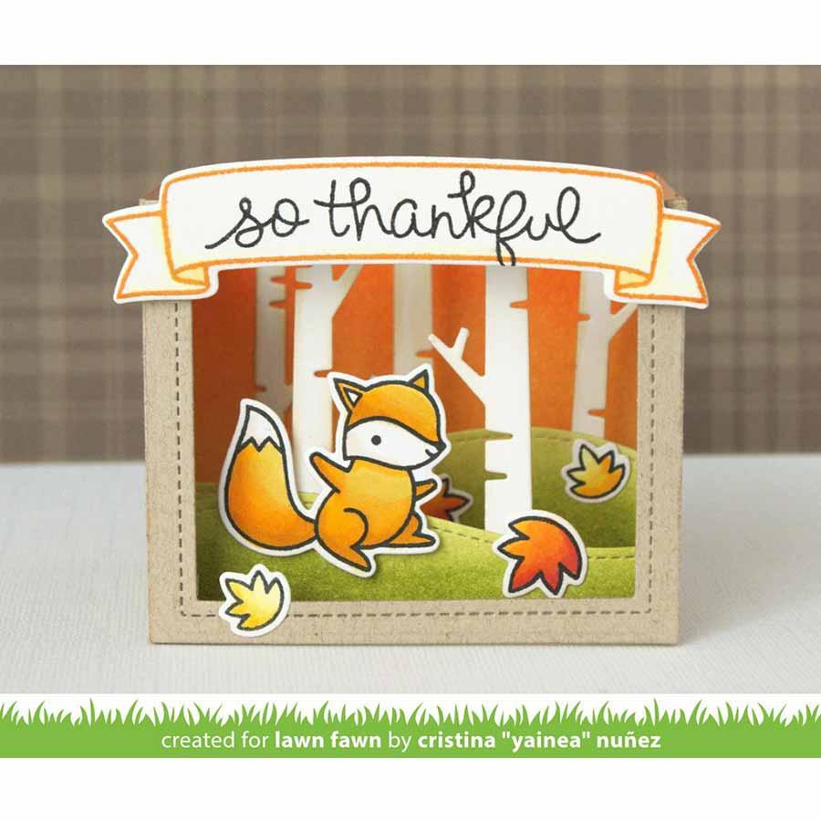 Die Set - Carte façon Boîte à vitrine - 8,3 x 7 x 5,4 cm