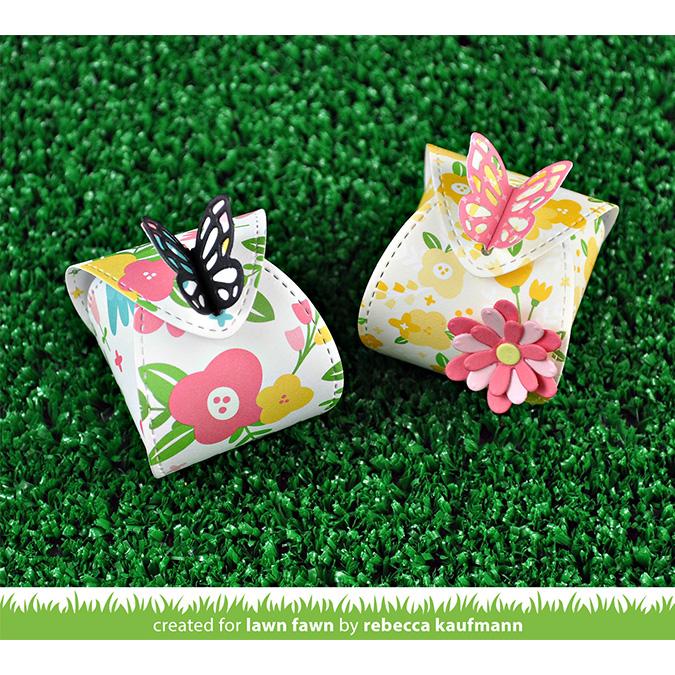 Die Set Boîte cadeau avec fermeture papillon