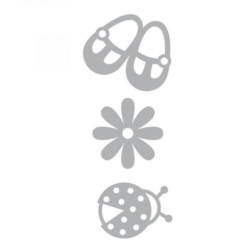Baby Girl - Dies - Coccinelle