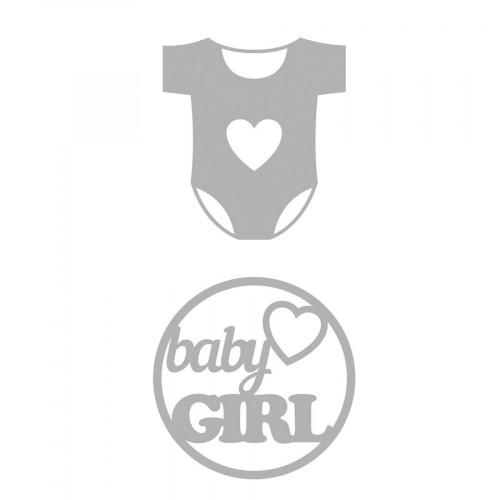 Baby Girl - Dies - Body