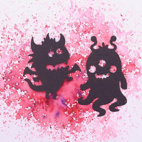 Die Set Monstres