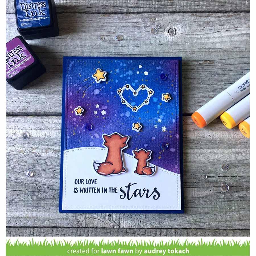 Die Set - Constellations - 13 pcs
