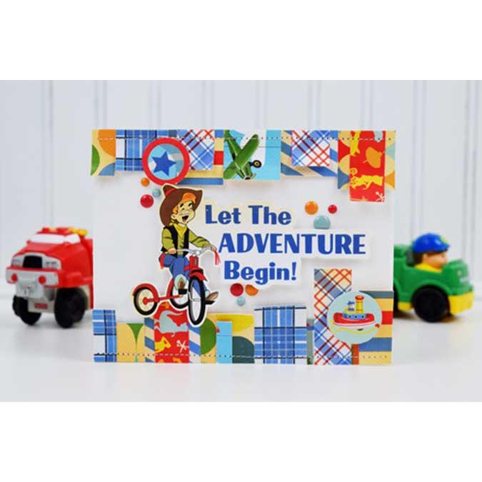 Die Set - Des jouets