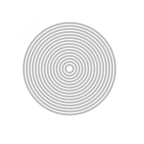 Framelits Plus Die Set - Cercles - 15 pces