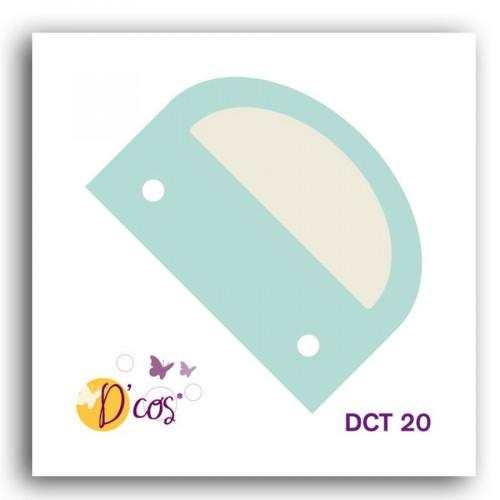 Die D'cos - Onglet #3 - 3,65 x 2,6 cm