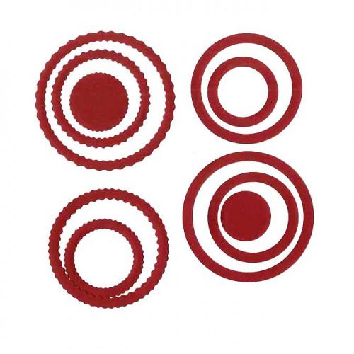 Die Set Cercles