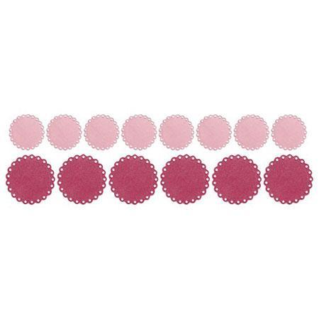Die Set Cercles festonnés