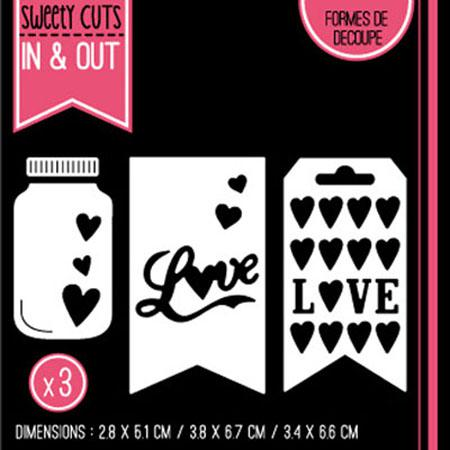 Die - Sweety Cuts - In & Out - Plein d'Amour