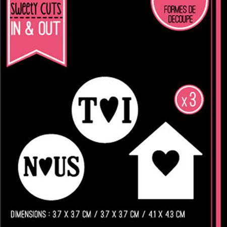 Die - Sweety Cuts - In & Out - Famille