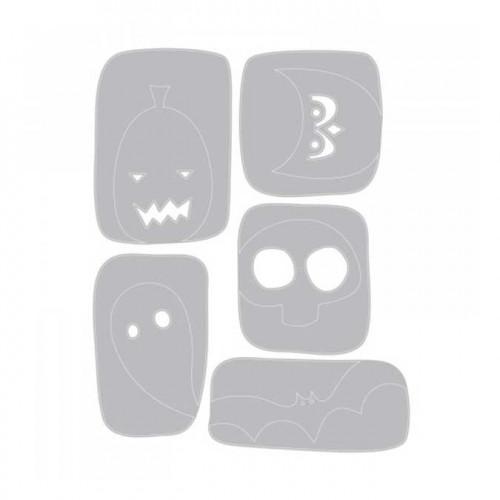 Thinlits Die Set Halloween Hangouts - 5 pcs