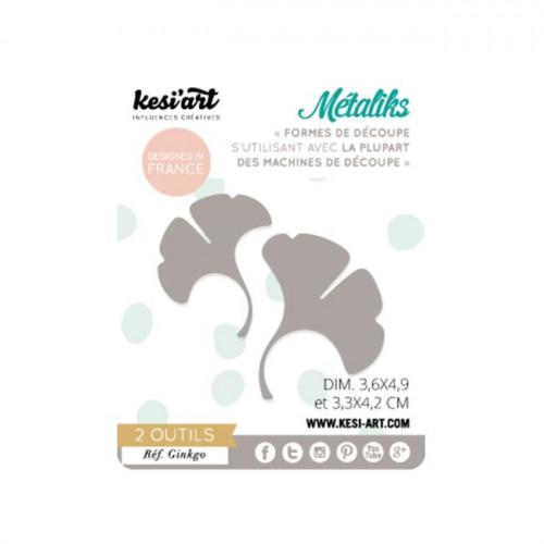 Formes de découpe - Métaliks - Ginkgo