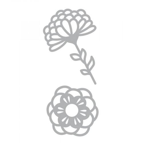 Graphic Time - Dies - Fleurs
