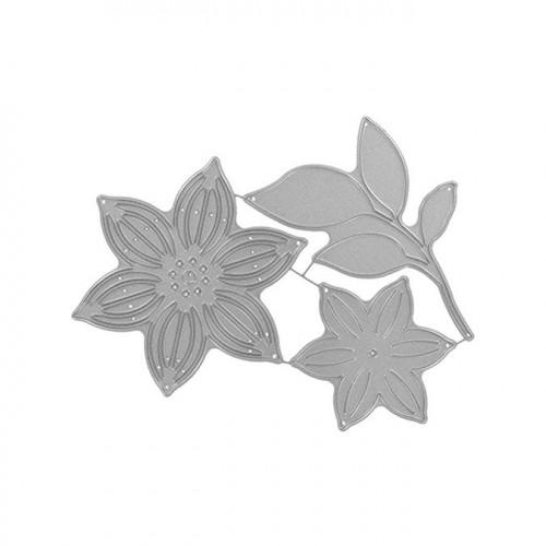 Matrices de découpe - Fleurs sublimes 1 - 3 pcs