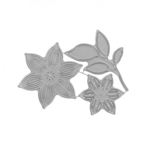 Matrices de découpe - Fleurs sublimes 2 - 3 pcs