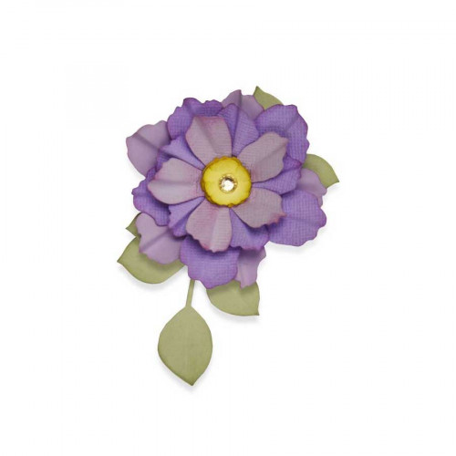 Bigz Die Bouquet rustique