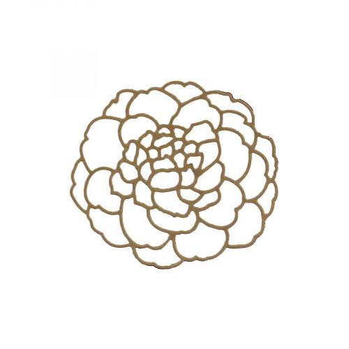 Die Fleur magnifique - 7 x 6 cm