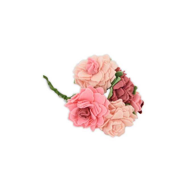 Bigz Die Rose d'hiver