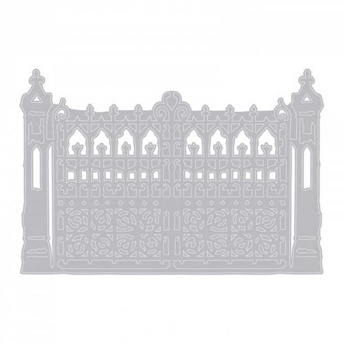 Thinlits Die - Gothic Gate - Tim Holtz
