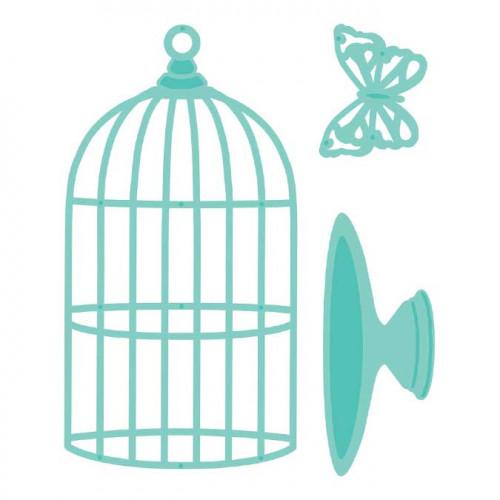 Die Set - Cage d'oiseau